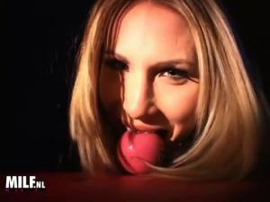 cum lick her anal creampie
